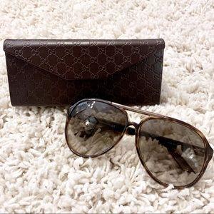 GUCCI Sunglasses 1627/S 7911 Havana